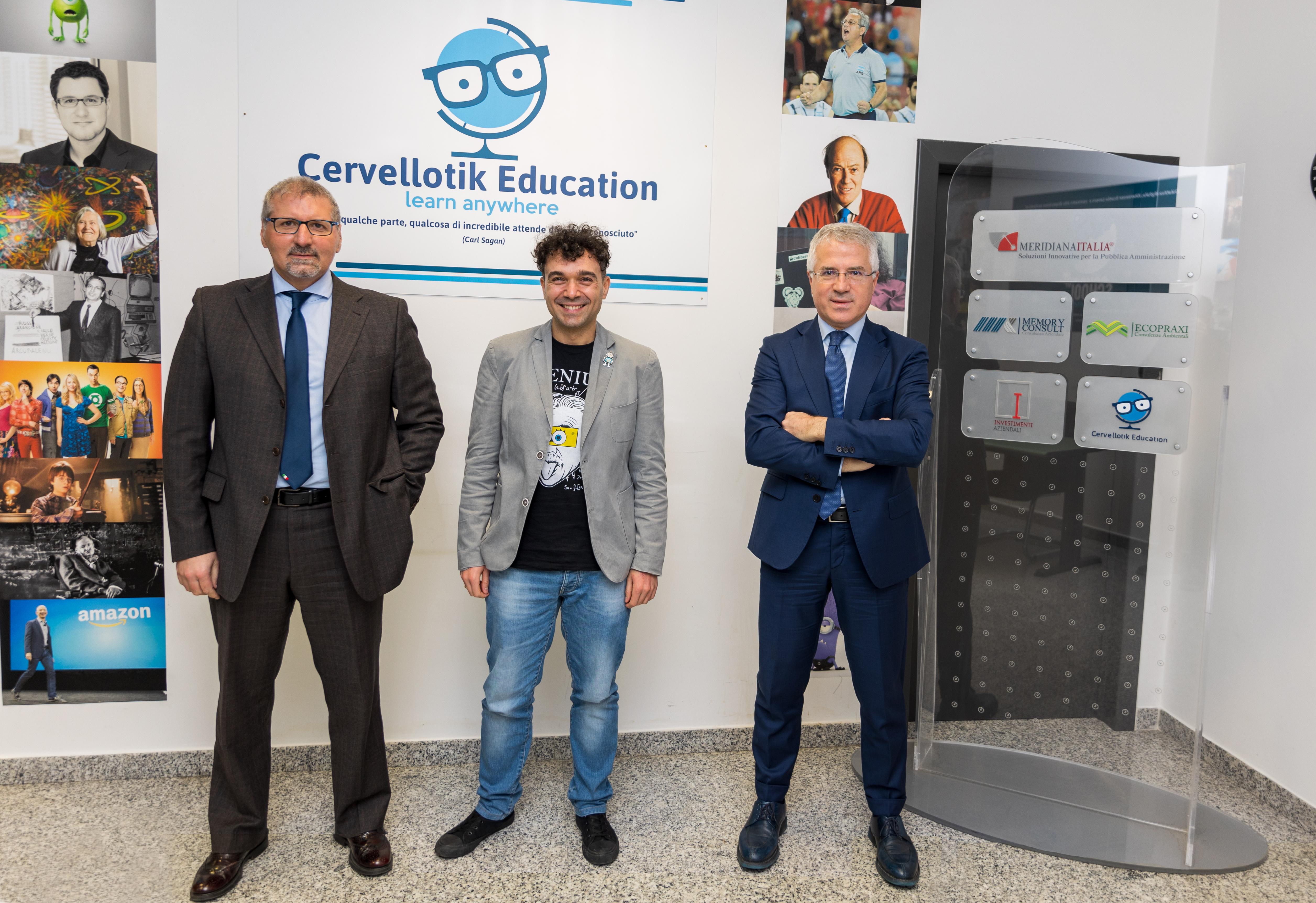 CDP Venture Capital Sgr – Fondo Nazionale Innovazione investe nella Cervellotik Education, la PMI innovativa che aiuta le scuole italiane durante l'emergenza sanitaria